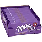 Milka Alpine Chocolate, Full Box 20 Bars