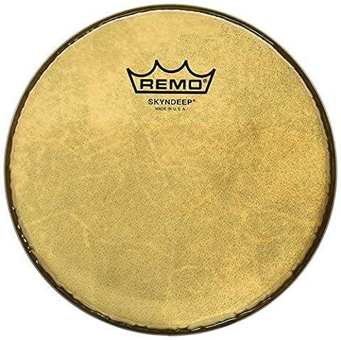Remo S-Series Skyndeep Bongo Drumhead - Calfskin Graphic, 6.75