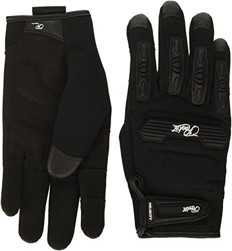 Joe Rocket Women's Velocity 2.0 Gloves (Black, Small) - Womens Textile Gloves
