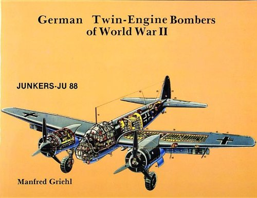 German Twin-Engine Bombers of World War II (Engine Bomber Twin)