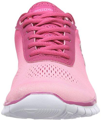 Rosé Light Pink Sunrise Zapatillas Rosa Kappa Mujer wCq71xBT