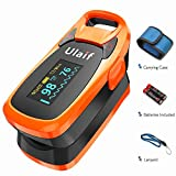 Best Pulse Oximeters - High Quality Fingertip Pulse Portable Oximeter Readings Sports Review