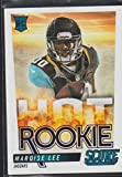 2014 Score Marqise Lee Jaguars Hot Rookie Football Card #HR6