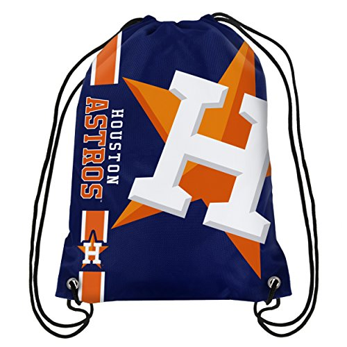 Astros Bag Houston - Houston Astros Big Logo Drawstring Backpack