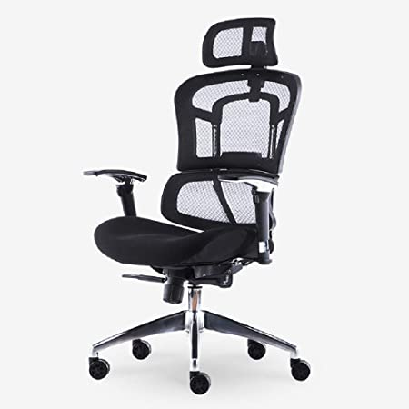 Chaise de repos de dos d'ordinateur Stream Chaise de bureau
