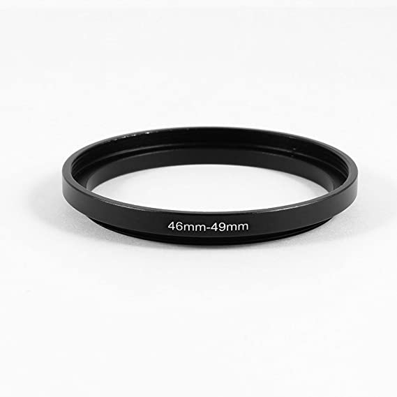 uxcell/® 67mm to 72mm Camera Filter Lens 67mm-72mm Step Up Ring Adapter