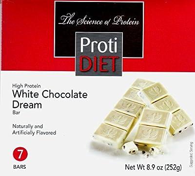 ProtiDiet White Chocolate Dream Bar