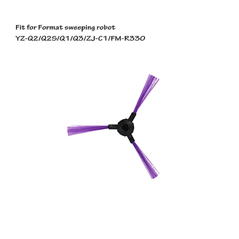 Cepillos Laterales Zeling para Robot de Barrido Fmart YZ-Q2 ...