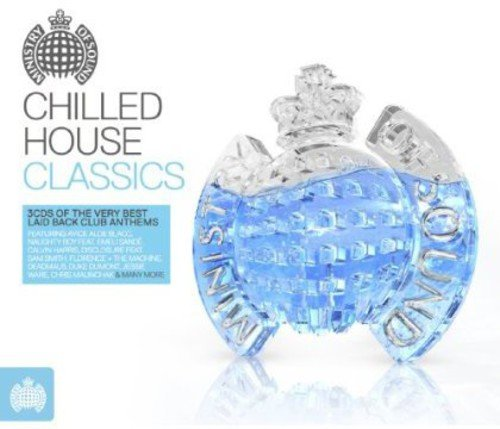 Ministry of sound cd covers for Classic house album