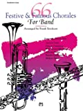 66 Festive and Famous Chorales for Band, 3rd French Horn, Frank Erickson, 0739002066