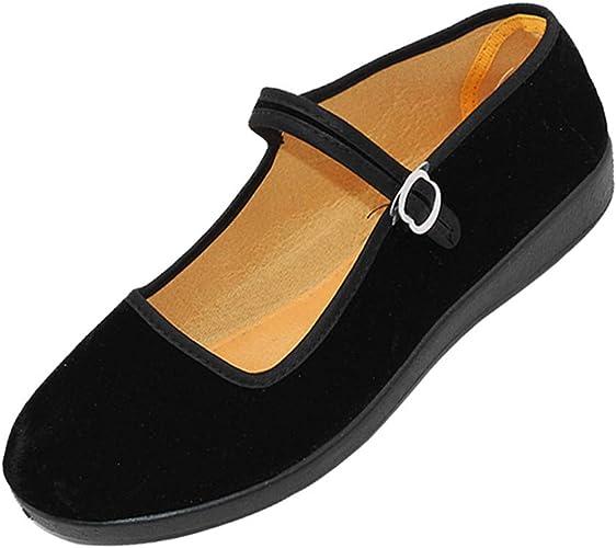 Gtagain Women Casual Canvas Flat Shoes
