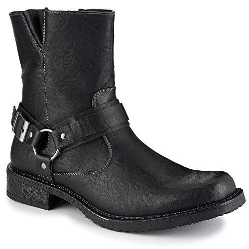 Harness Boots Men - 6