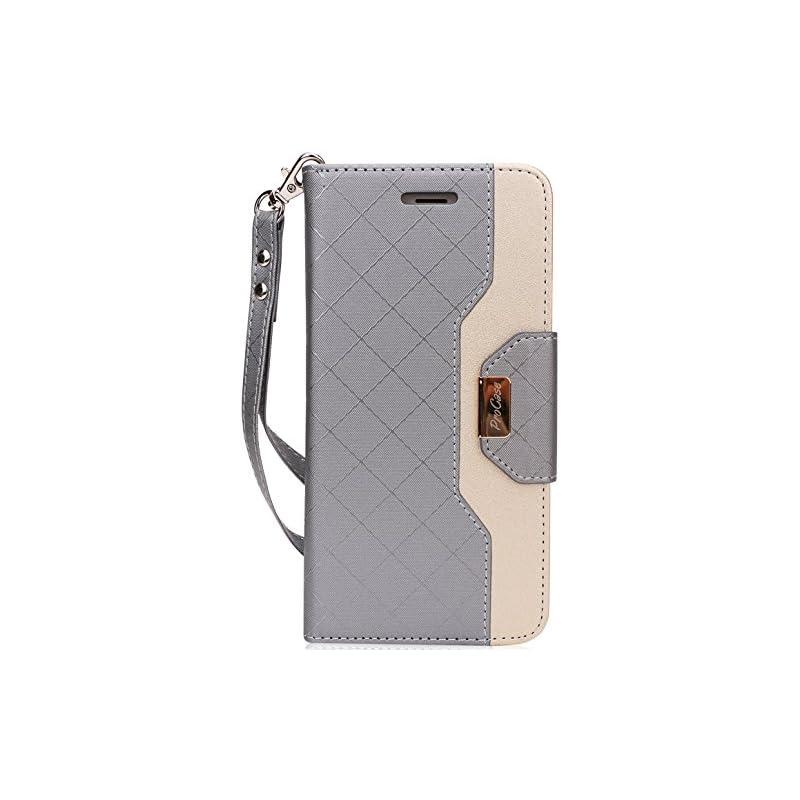 ProCase iPhone 8 Plus/7 Plus Wallet Case