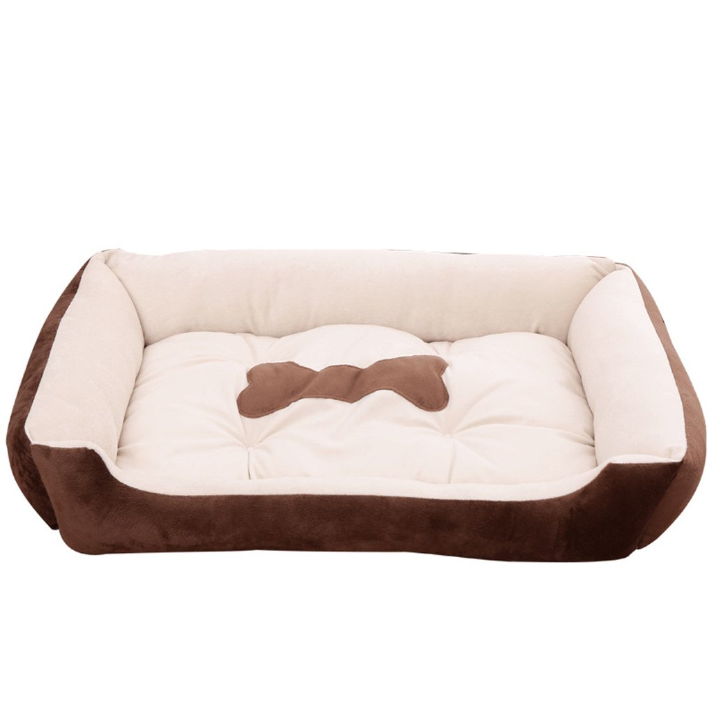 A XXL90x70x15cm A XXL90x70x15cm Pet Bed Pet Kennel Four Seasons Universal Kennel Pet Product Pet Kendy Taidijinmao Dogs Bed Pup Cat Litter (color   A, Size   XXL90x70x15cm)