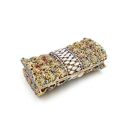 Luxe Onecolor De Banquet En Sac Femmes Cristal Diamant Soirée De Sac Fleurs En De Pour Main à B5qdZxa0w