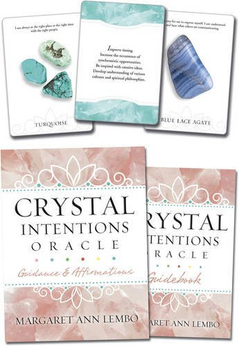 (Crystal Intentions Oracle: Guidance & Affirmations)