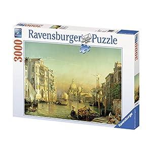 Ravensburger 17035 Canal Grande Venezia Puzzle 3000 Pezzi