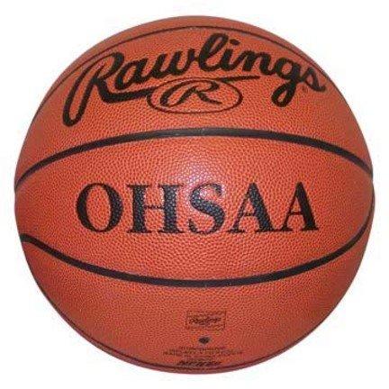 オハイオ州状態High SchoolモデルレディースバスケットボールからRawlings B0001H24NI