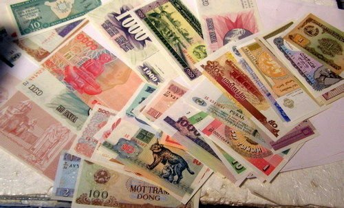 50 World Banknotes Different Foreign, Currency, History Rare - Long time worth, Suitable for collector
