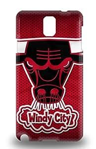 New NBA Chicago Bulls Anderson Varejao #17 Protective Galaxy Note 3 Classic Hardshell Case