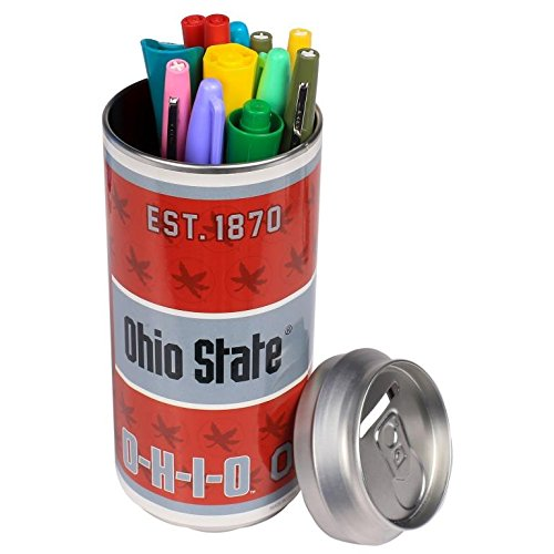 NCAA College 2015 Thematic Soda Can Bank - Pick Team (Ohio State (Ohio State Buckeyes Piggy Bank)