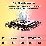 CAIXIAN Handheld Game Console X6 64 Bit 8Gb