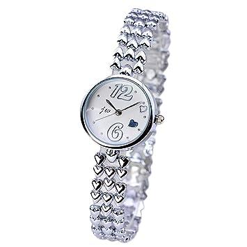 WZHQUARTZWATCH Brújula Deportiva Reloj del Corazón De La Mujer Reloj De Cuarzo Digital Reloj De Escalada