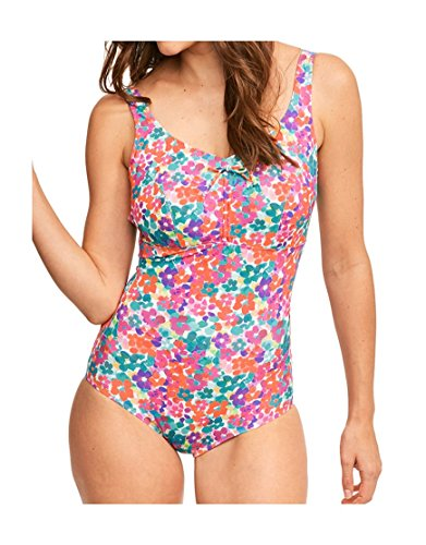 Anita Care Womens Belem Mastectomy Swimsuit, 12D, Original
