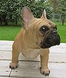 French Bulldog Dog Figurine Sitting