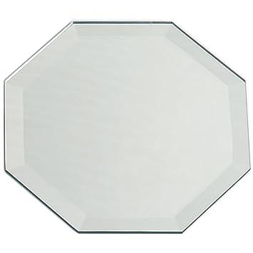 Octagon Glass Mirror W/Bevel Edge Bulk 8u0026quot;