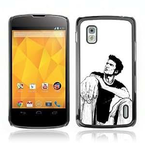 YOYOSHOP [Cool Tattoo Illustration] LG Google Nexus 4 Case