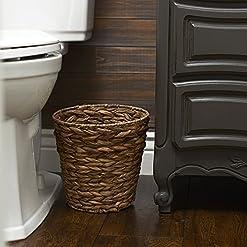 Farmhouse Bathroom Wastebaskets