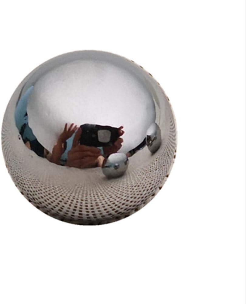 bola de acero grande s/ólida bola experimental de fitness de 19 mm 20//30//35//40//50//60 mm-19mm Bola de acero inoxidable 304