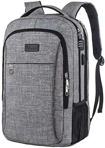 Business Backpack Computer Compartment Notebook