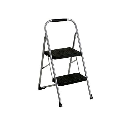 Peachy Amazon Com Cosco 2 Step Steel Big Step Stool Ladder With Inzonedesignstudio Interior Chair Design Inzonedesignstudiocom