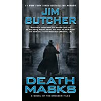 Jim Butcher: Death Masks eBook Deals