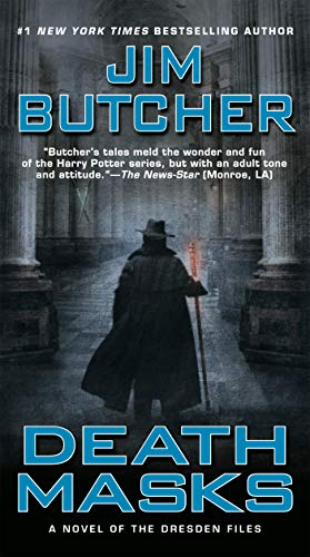 (Death Masks (The Dresden Files, Book 5) )