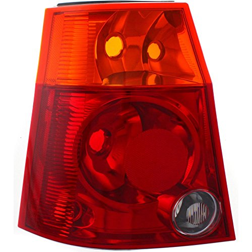 Chrysler Pacifica Touring (Evan-Fischer EVA15672037161 Tail Light for Chrysler Pacifica 04-08 Lens and Housing Red and Amber Lens Left Side)