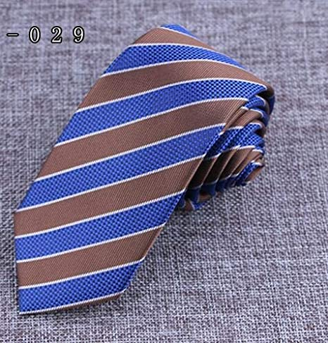 LLZGPZLD Corbata/Corbatas para Hombre Corbata De Cuadros Escoceses ...