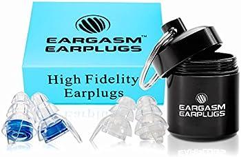 Eargasm High Fidelity Earplugs with Gift Box