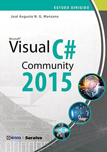 Estudo Dirigido de Microsoft Visual C# Community 2015