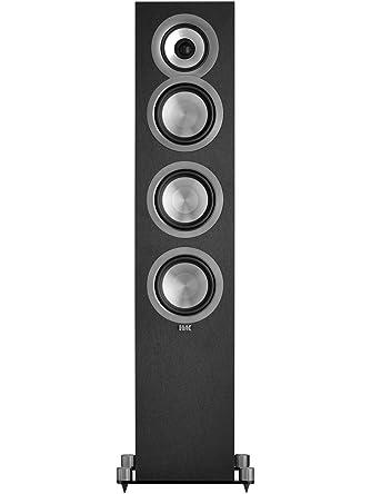 Elac Uni-fi Uf5 Floorstanding Speaker Black, Single