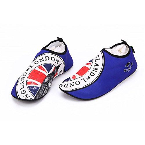 descalzo libre Aqua de los de Zapatos de B buceo aire Zapatos agua de de al zapatos para buceo natación secado rápido de unisex SHINIK amantes ligera Zapatos de q78a4q