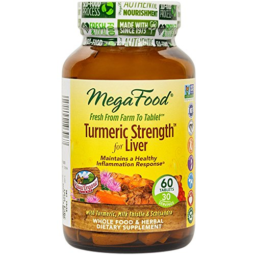 51ztLdh5NFL - MegaFood - Turmeric Strength for Liver, Curcumin Support for a Healthy Liver