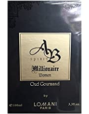 AB Spirit Millonaire Oud Gourmand for Woman, Eau de Parfum Spray by AB SPIRIT MILLIONARE OUD GOURMAND