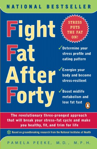 Fight Fat After Forty cover