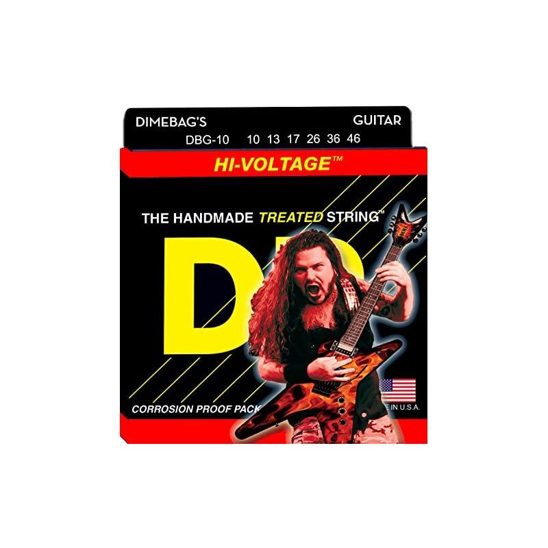 DR Strings Electric Guitar Strings, Dime