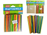 CRAFT DOWEL 100PC 4'' , Case of 144