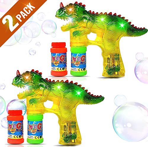 Haktoys 2-Pack T-Rex Dinosaur
