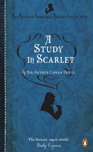 (A Study in Scarlet (Penguin Sherlock Holmes Collection))